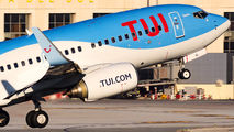 OO-JAL - TUI Airlines Belgium Boeing 737-700 aircraft