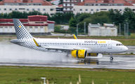 EC-NAJ - Vueling Airlines Airbus A320 NEO aircraft