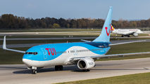 D-AHLK - TUIfly Boeing 737-800 aircraft
