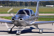 OK-VLP - Private Cirrus SR22 aircraft