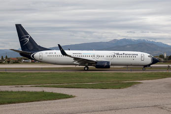 EI-GFP - Blue Panorama Airlines Boeing 737-800