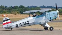 G-BSAJ - Private Casa 1.131E Jungman aircraft