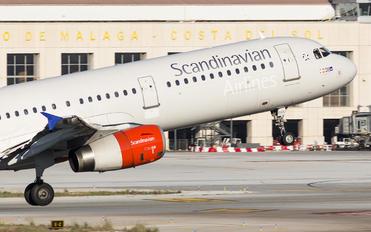 LN-RKK - SAS - Scandinavian Airlines Airbus A321