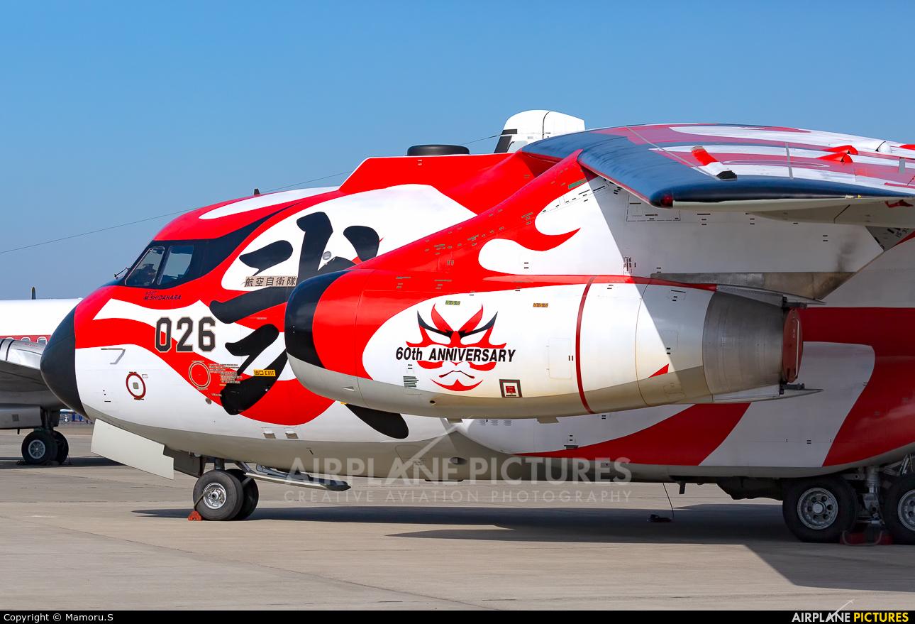Japan - Air Self Defence Force 78-1026 aircraft at Iruma AB