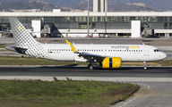 EC-NAF - Vueling Airlines Airbus A320 NEO aircraft