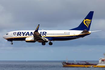 EI-EGB - Ryanair Boeing 737-800