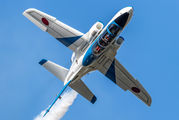 06-5790 - Japan - ASDF: Blue Impulse Kawasaki T-4 aircraft