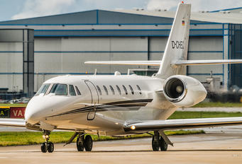 D-CHEC - Private Cessna 680 Sovereign