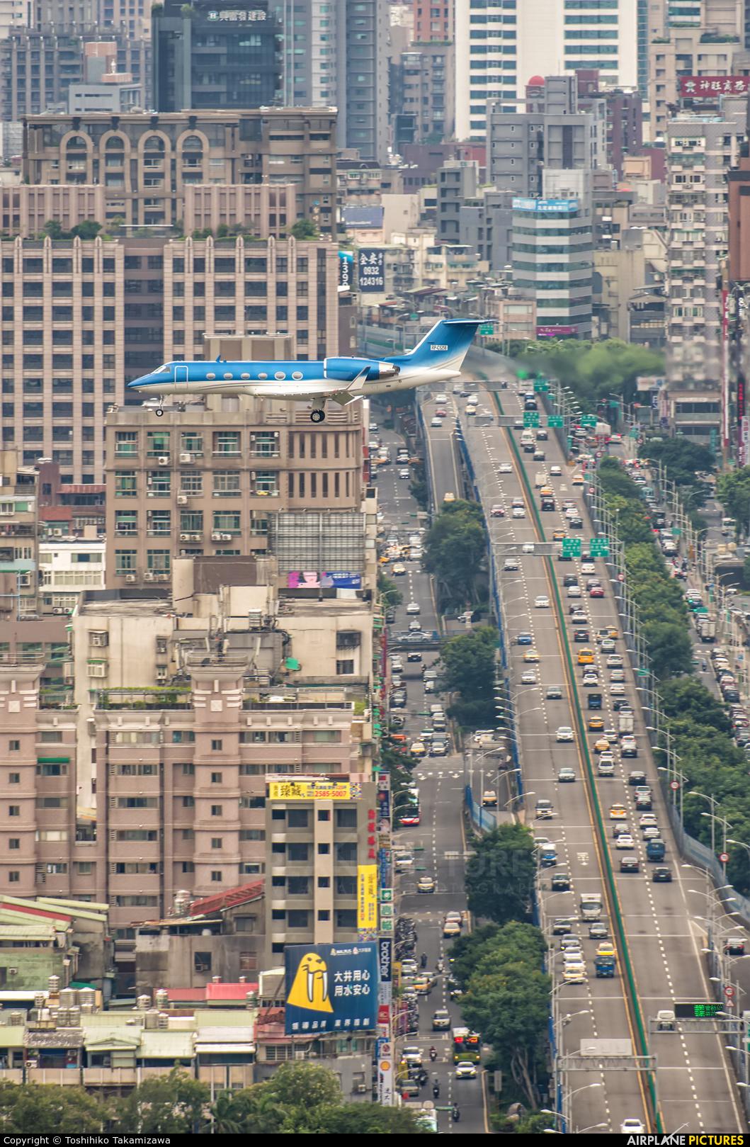 Platinum Skies Aviation RP-C5258 aircraft at Taipei - Sung Shan