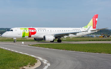 CS-TPU - TAP Express Embraer ERJ-190 (190-100)