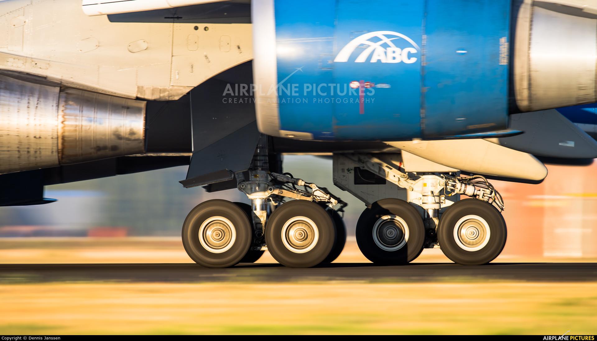 Air Bridge Cargo VP-BIK aircraft at Amsterdam - Schiphol