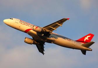 CN-NMF - Air Arabia Maroc Airbus A320