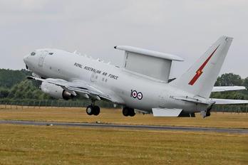 A30-001 - Australia - Air Force Boeing 737-700 Wedgetail