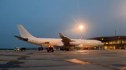 9H-FOX - Hi Fly Malta Airbus A340-300