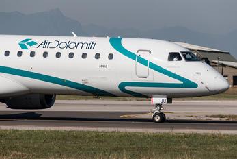 I-ADJU - Air Dolomiti Embraer ERJ-195 (190-200)
