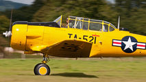 G-TVIJ - Private North American Harvard/Texan (AT-6, 16, SNJ series) aircraft