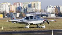 D-ECMR - Private Cirrus SR22 aircraft