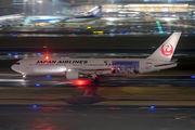 JA615J - JAL - Japan Airlines Boeing 767-300ER aircraft
