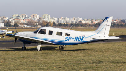 SP-NGK - Private Piper PA-32 Saratoga