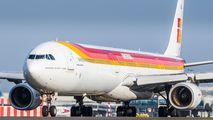 EC-JLE - Iberia Airbus A340-600 aircraft