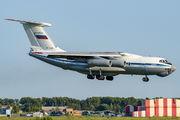 RF-78811 - Russia - Air Force Ilyushin Il-76 (all models) aircraft