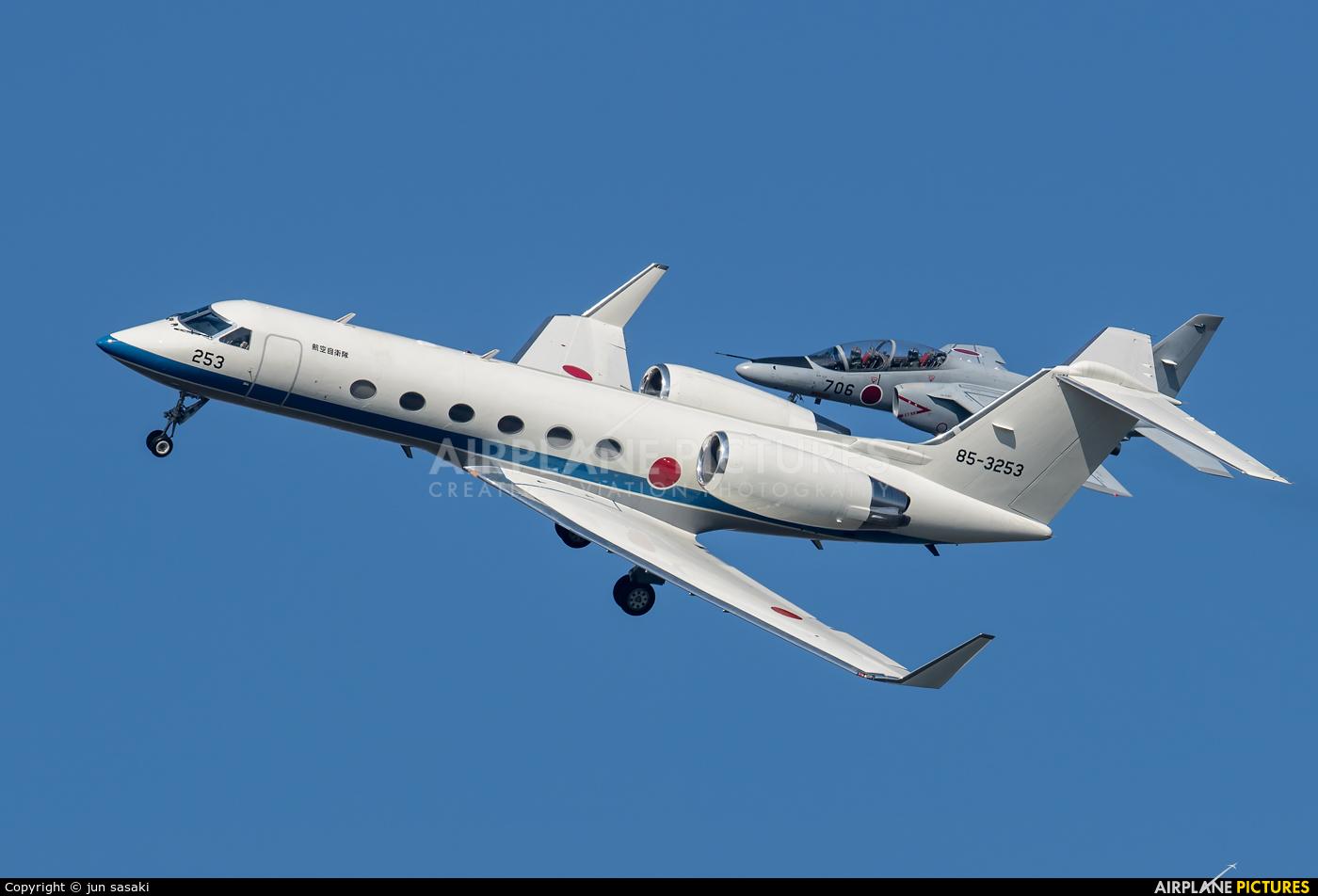 Japan - Air Self Defence Force 85-3253 aircraft at Iruma AB