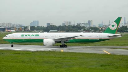 B-16705 - Eva Air Boeing 777-300ER
