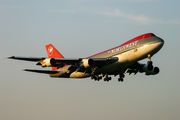 N623US - Northwest Airlines Boeing 747-200 aircraft
