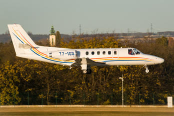 T7-IGO - Private Cessna 550 Citation II