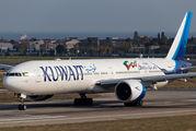 9K-AOJ - Kuwait Airways Boeing 777-300ER aircraft