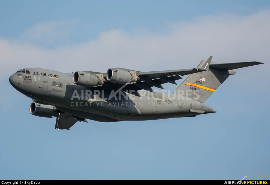 USA - Air Force 04-4135 aircraft at Oshkosh - Wittman Regional