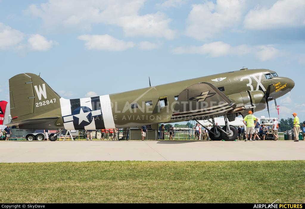 Commemorative Air Force N47TB aircraft at Oshkosh - Wittman Regional
