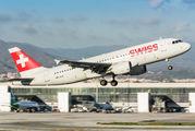 HB-JLQ - Swiss Airbus A320 aircraft