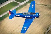 N3012Y - Private North American Harvard/Texan (AT-6, 16, SNJ series) aircraft