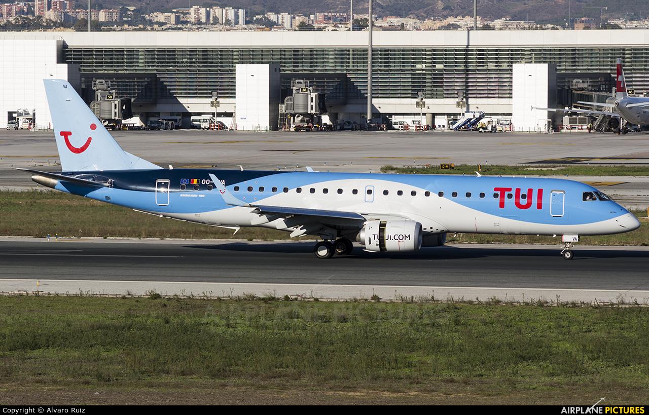 TUI Airlines Belgium OO-JVA aircraft at Málaga