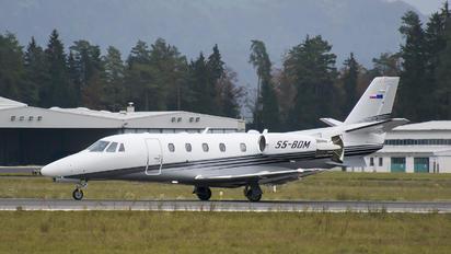 S5-BDM - Private Cessna 560XL Citation XLS