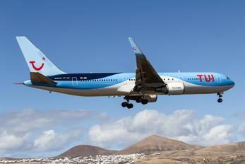 OO-JNL - TUI Airlines Belgium Boeing 767-300ER