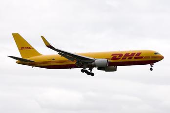 VH-EXZ - DHL - Tasman Cargo Airlines Boeing 767-300F