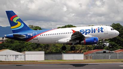 N521NK - Spirit Airlines Airbus A319