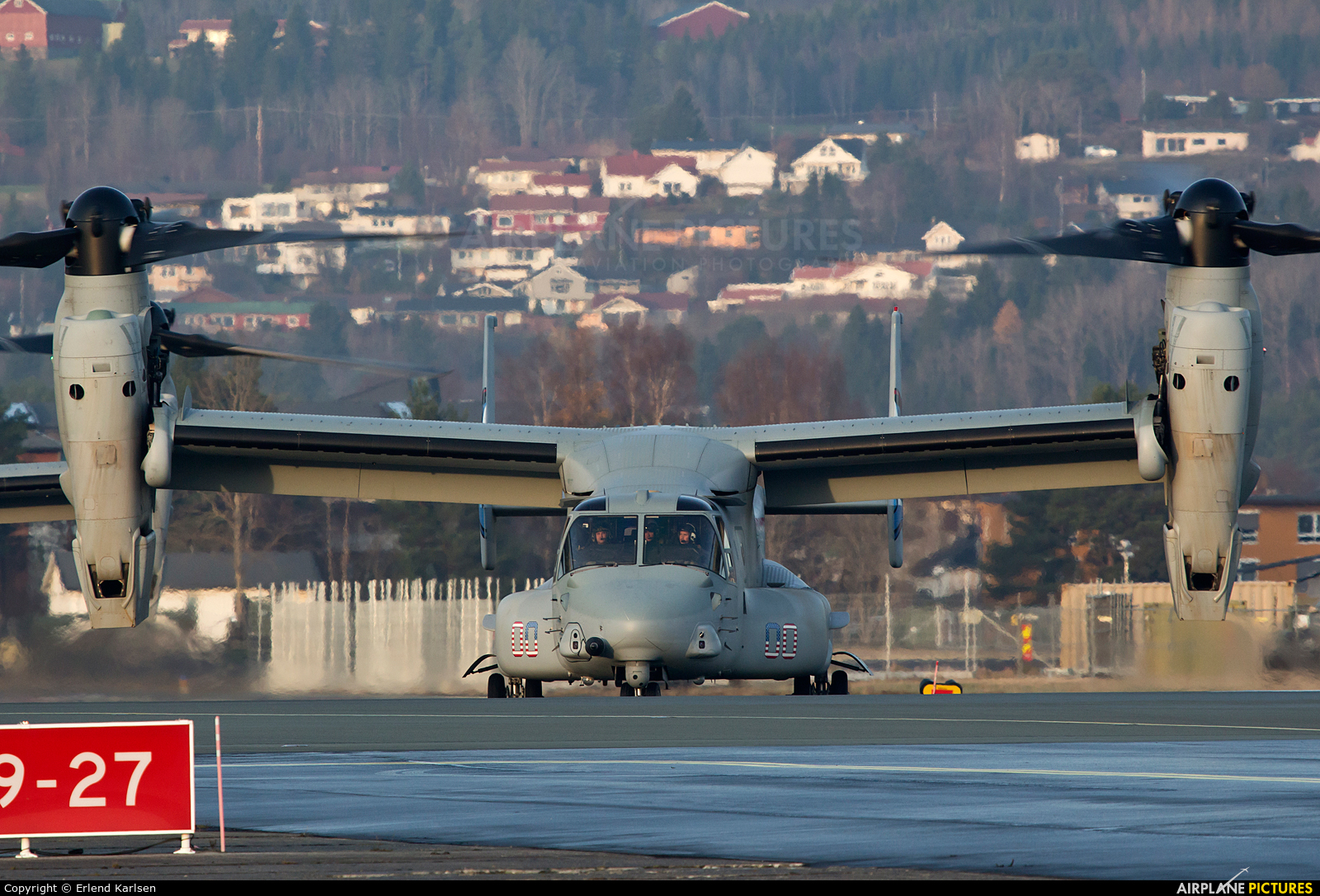 USA - Marine Corps 168663 aircraft at Trondheim - Vaernes