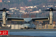 168663 - USA - Marine Corps Bell-Boeing V-22 Osprey aircraft