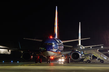 N821SY - Sun Country Airlines Boeing 737-800