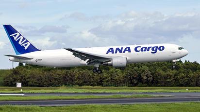 JA602F - ANA Cargo Boeing 767-300F