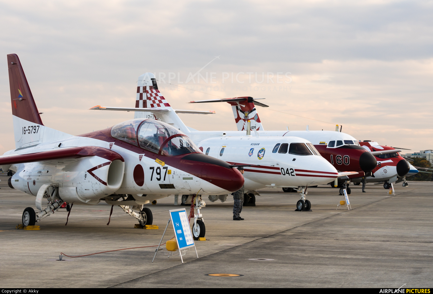 Japan - Air Self Defence Force 16-5797 aircraft at Iruma AB