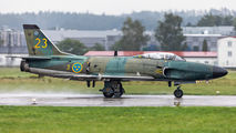 SE-RMD - Swedish Air Force Historic Flight SAAB J 32 Lansen aircraft