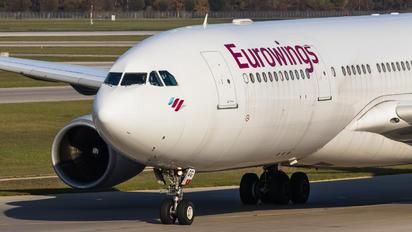D-AXGG - Eurowings Airbus A330-200