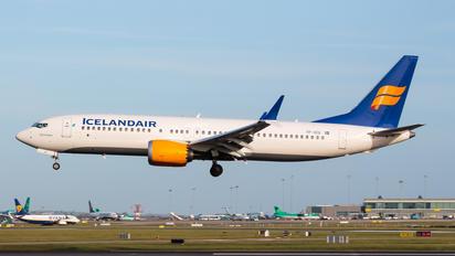 TF-ICU - Icelandair Boeing 737-8 MAX