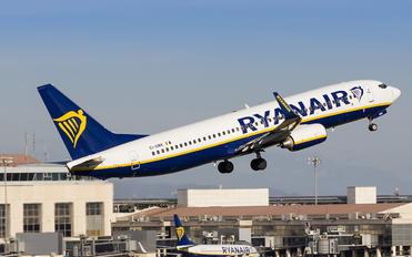 EI-DWK - Ryanair Boeing 737-800