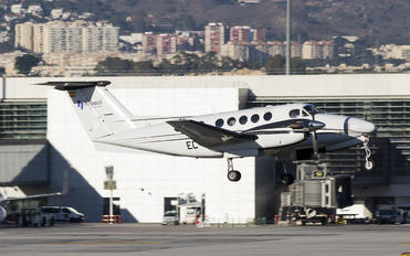 EC-MUP - Habock Aviation Group Beechcraft 200 King Air