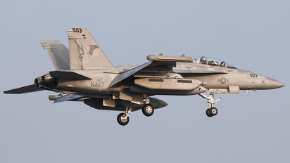 168897 - USA - Navy Boeing EA-18G Growler
